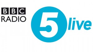 BBC5 live logo