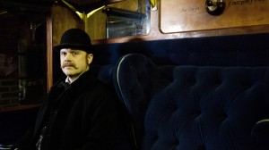 Murder On The Victorian Railway (© BBC)