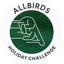 Allbirds Holiday Challenge