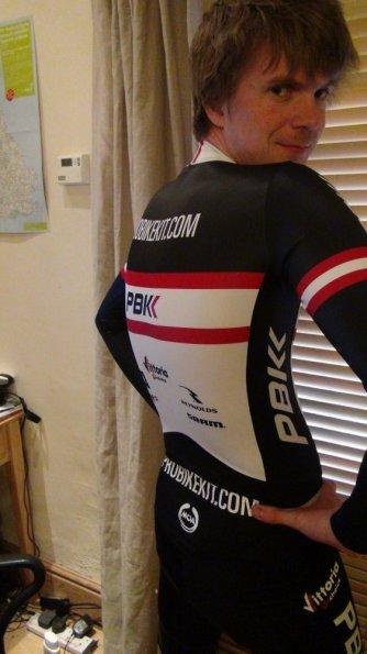 PBK Team Long Sleeve Skinsuit