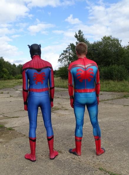 Double Spider-Man fun!