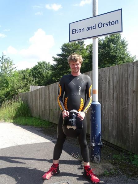2XU P:1 Propel wetsuit