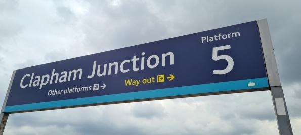Clapham Junction railway station
