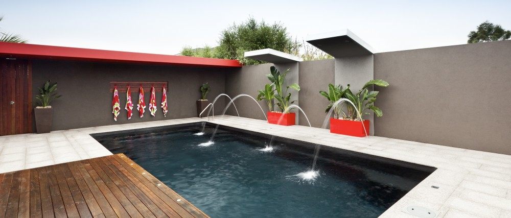 water features the perfect addition to