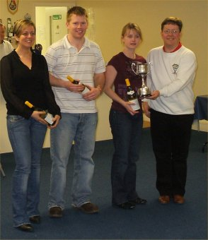 English Curling Mixed Champs 2008
