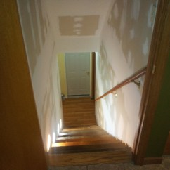 Budget Kitchen Remodel Unique Lighting Gordon Drywall And Remodeling | Finishing Stairwell