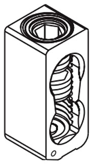 SQUARE D AL600LF52K3 CIRCUIT BREAKER MECHANICAL LUG KIT