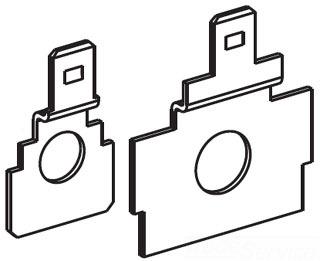 SQUARE D S37423 : CIRCUIT BREAKER CONTROL WIRE TERMINAL