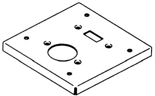 Thomas Betts Switch Box Extension Toggle Switch Extension