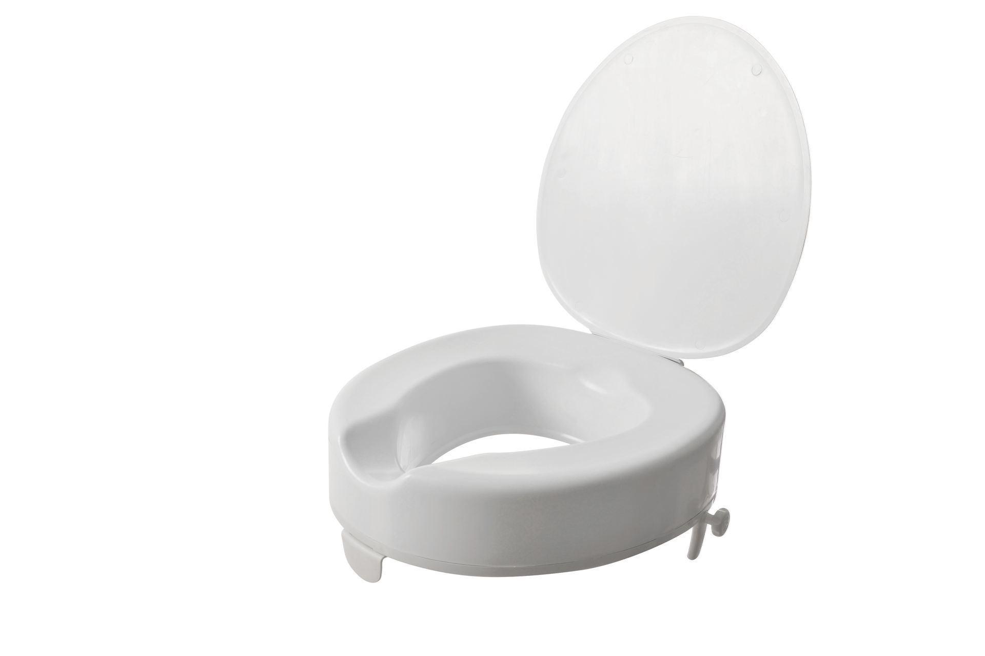 Serenity Raised Toilet Seat  Gordon Ellis