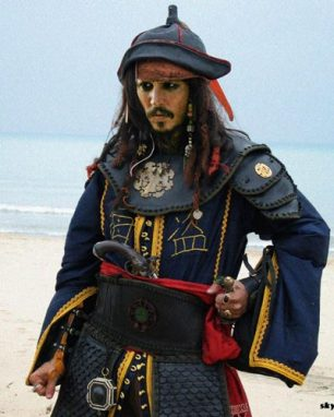 Depp the Pirate