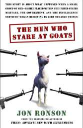Ronson - The Men Who Stare At Goats cover