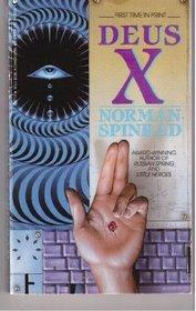 Spinrad's Deus X cover