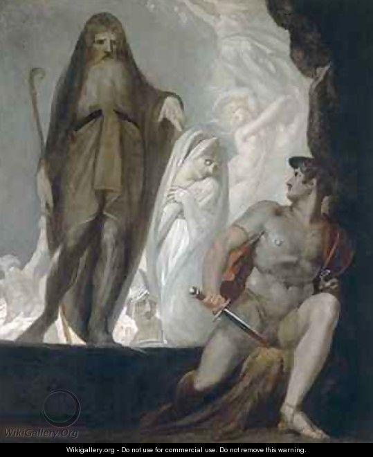 Tiresias and Odysseus