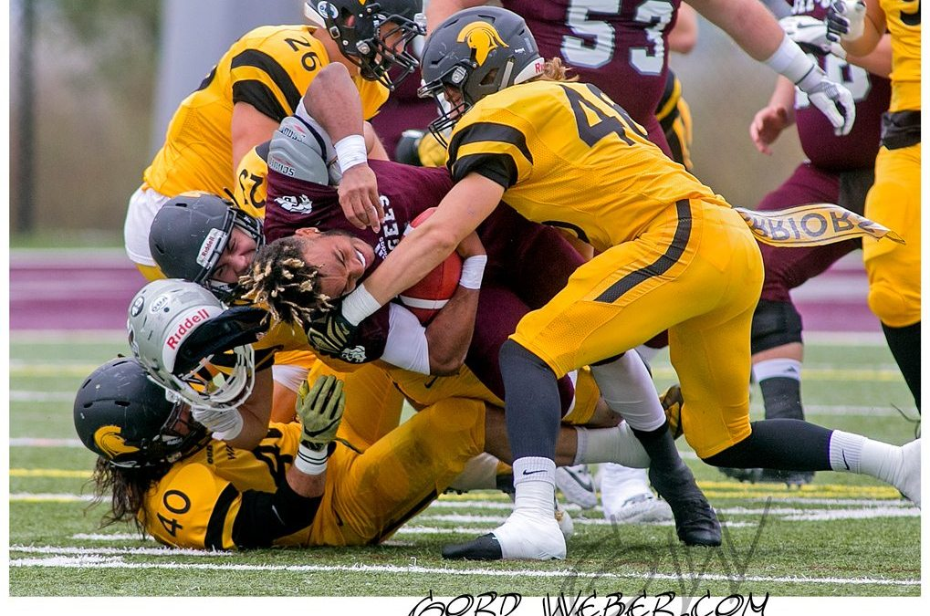 Ottawa Gee Gees vs Waterloo Warriors