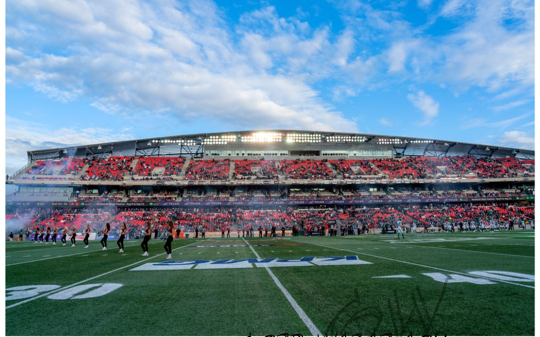 Redblacks vs Roughriders 2019