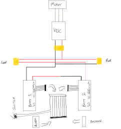 is my wiring diagram ok esk8 electronics electric skateboard builders forum learn how to build your own e board [ 768 x 1024 Pixel ]