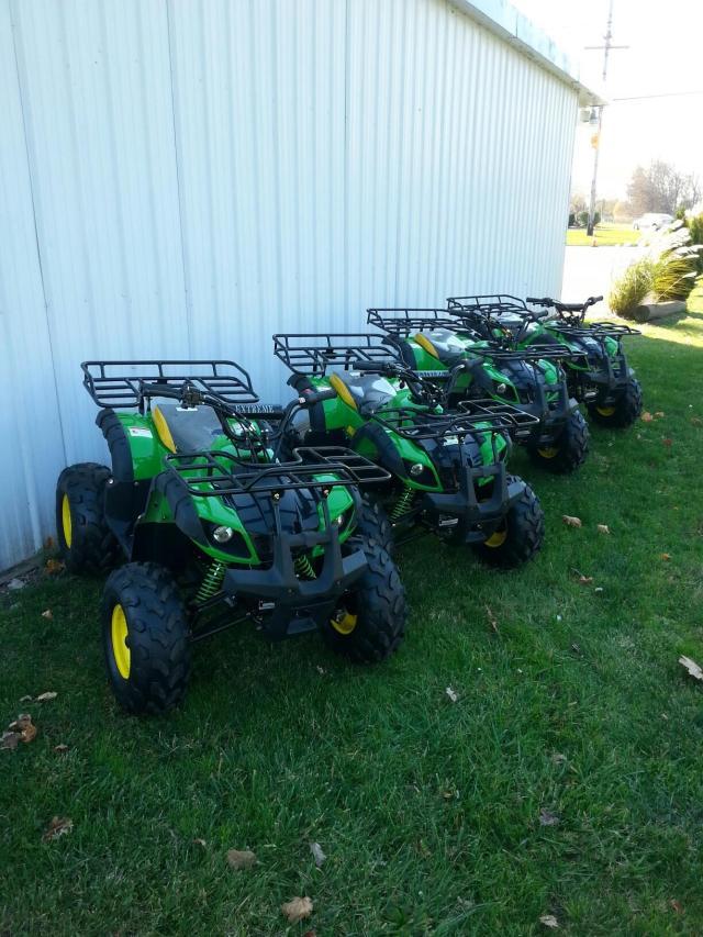 3125 R 125cc - $899