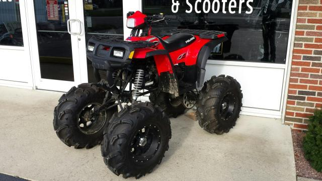 90cc Polaris - SOLD