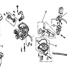 Linhai Fuel Pump, Linhai, Free Engine Image For User