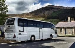 One of Gorey Coach & Bus luxury coaches