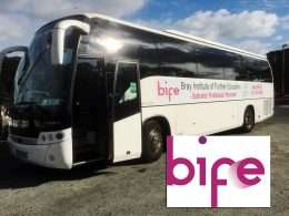 Daily Shuttle to Bray Institute of Further Education