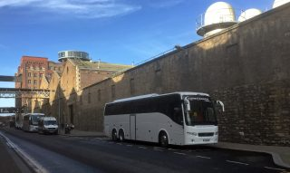 At St. James Gate, Dublin