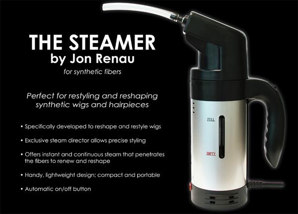 Wig Steamer By Jon Renau
