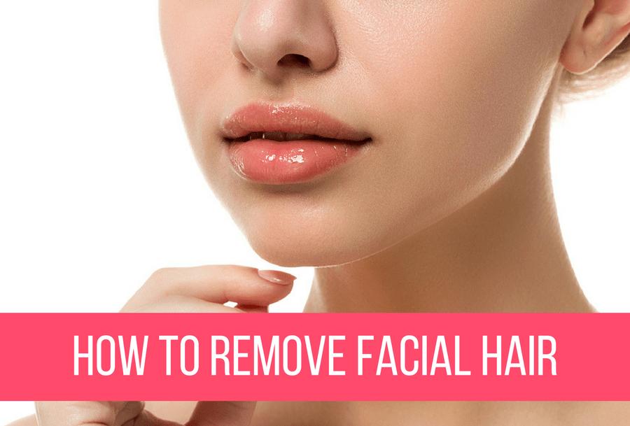 Upper Lip Hair Removal