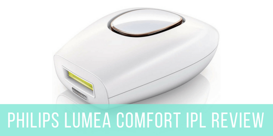 Review Philips Lumea Comfort IPL