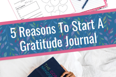 5 Reasons to Start a Gratitude Journal