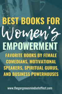 Best Books for Womens Empowerment