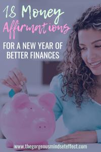 18 Money Affirmations