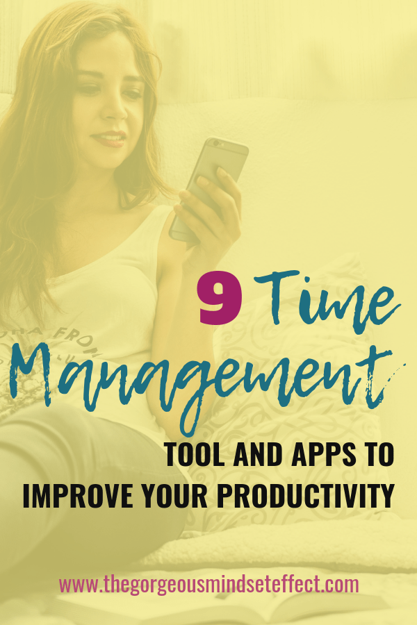 9 Time Management Tools and Apps