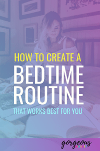 Morning routines are a hot topic right night but the truth is that they start at night, an hour before bed. They start with a bedtime routine. Here are 5 tips to create a healthy and relaxing bedtime routine that works best for you