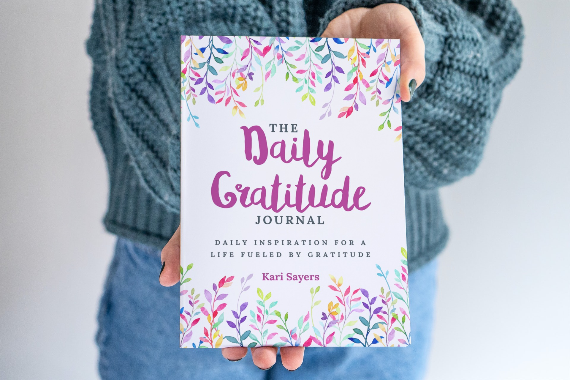 The Daily Gratitude Journal