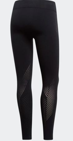 Adidas warp knit yoga pants