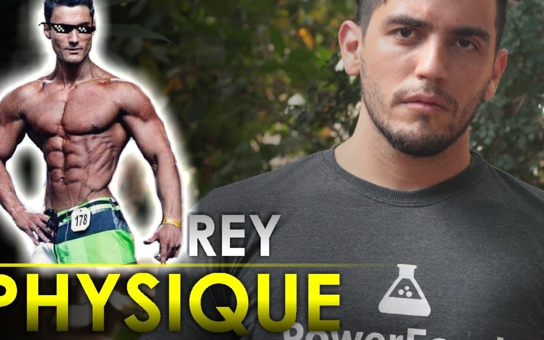 Competir NATURAL é possivel? ft. Rey Physique