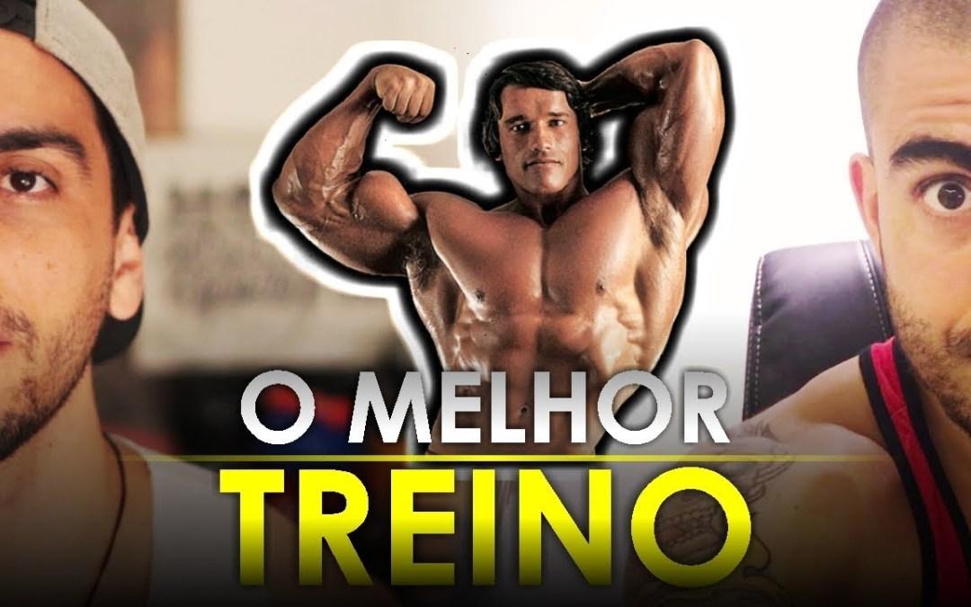 GUIA COMPLETO para DIVISÃO DE TREINO (PLANILHA na DESCRIÇÃO) ft. Leandro Twin