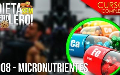 A IMPORTÂNCIA DOS MICRONUTRIENTES! Aula 008