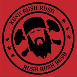 rush rush rush