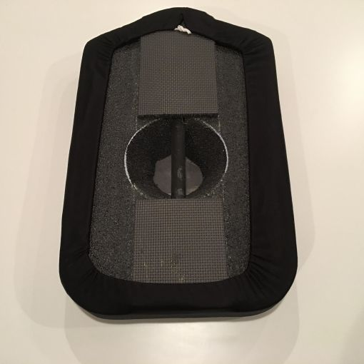 """Extra Small Heater Punch Shield (13""""x 21"""")"""