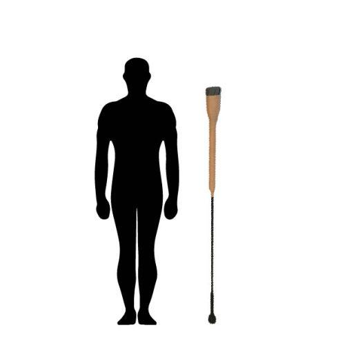 update size 5' sdkinny hoplite spear