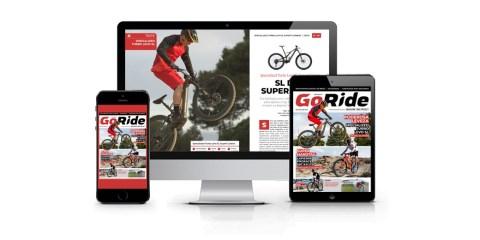 GoRide Magazine #00, GoRide Magazine & Bike Project