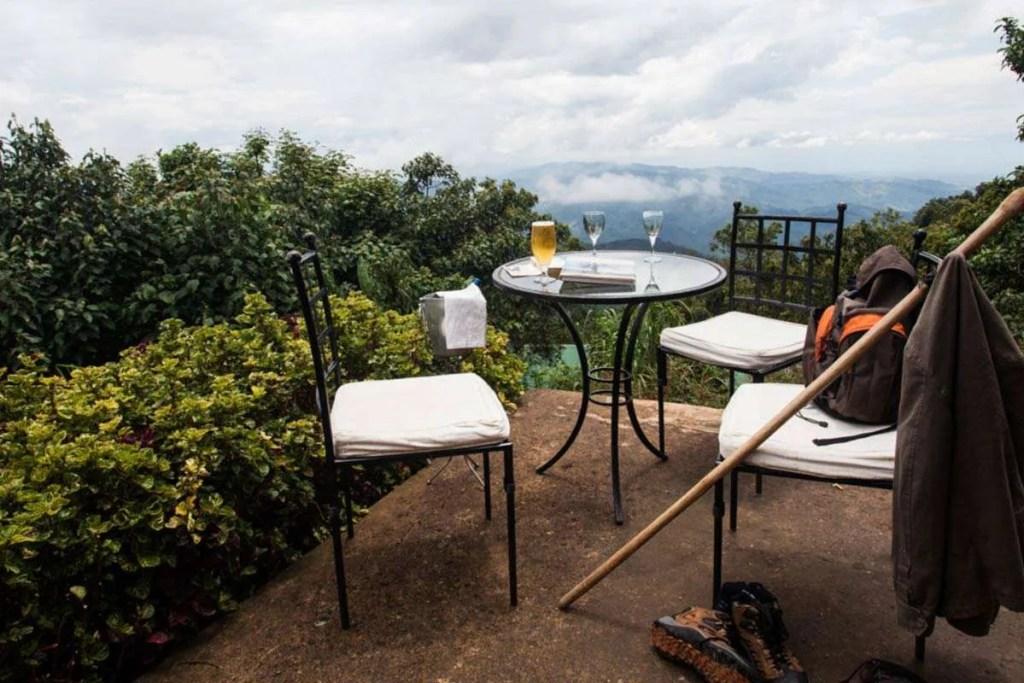 clouds mountain gorilla lodge - nkuringo gorilla group lodge