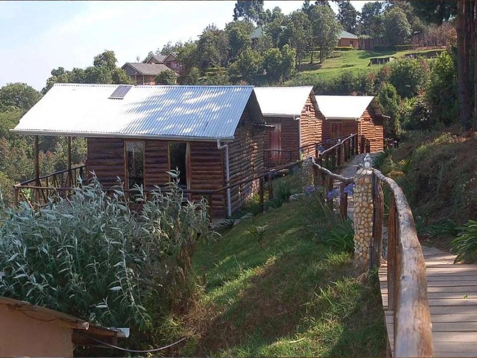 Gorilla Safari Lodge - Bakiga Lodge in Ruhija Sector in Bwindi Impenetrable Forest