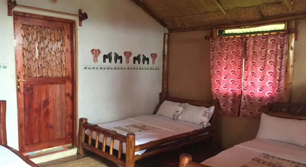 Gorilla Safari Lodge - Bakiga Lodge in Ruhija Sector in Bwindi Impenetrable Forest