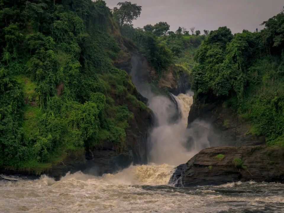 The Rumbling Murchison Falls National Park