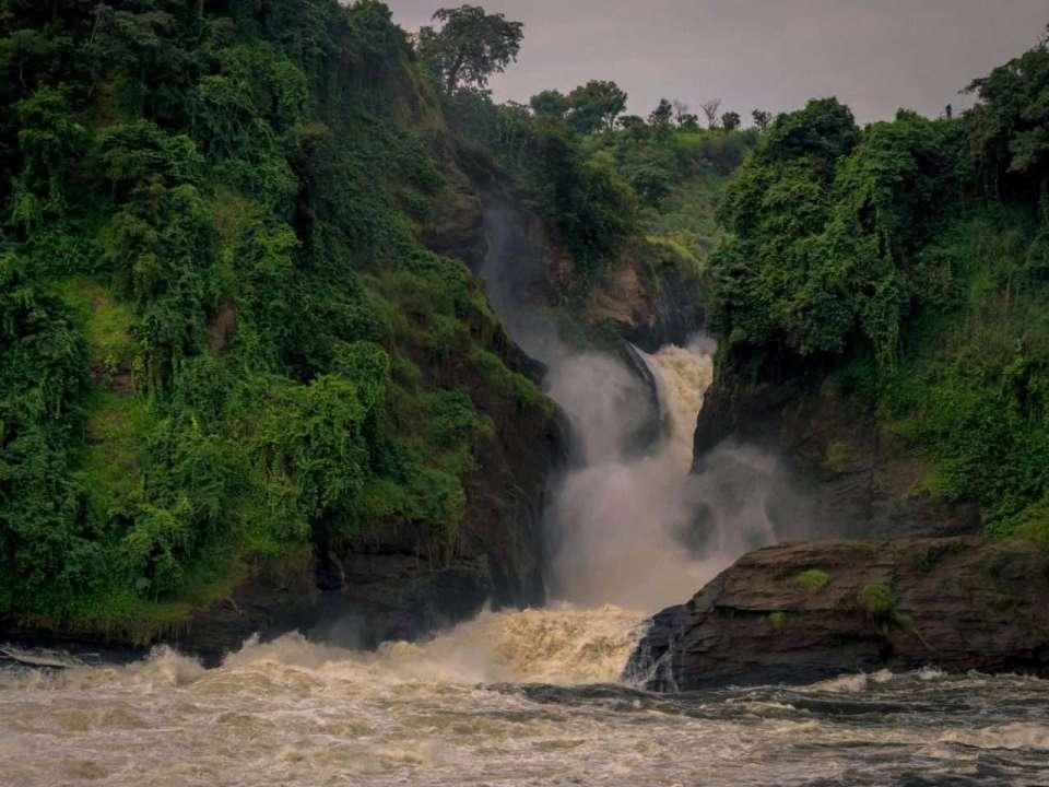 The Rumbling Murchison Falls National Park