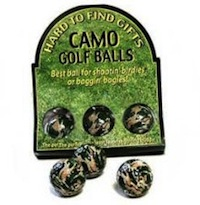 camouflage golf balls - Tips And Advice For Bettering Your Golf Game